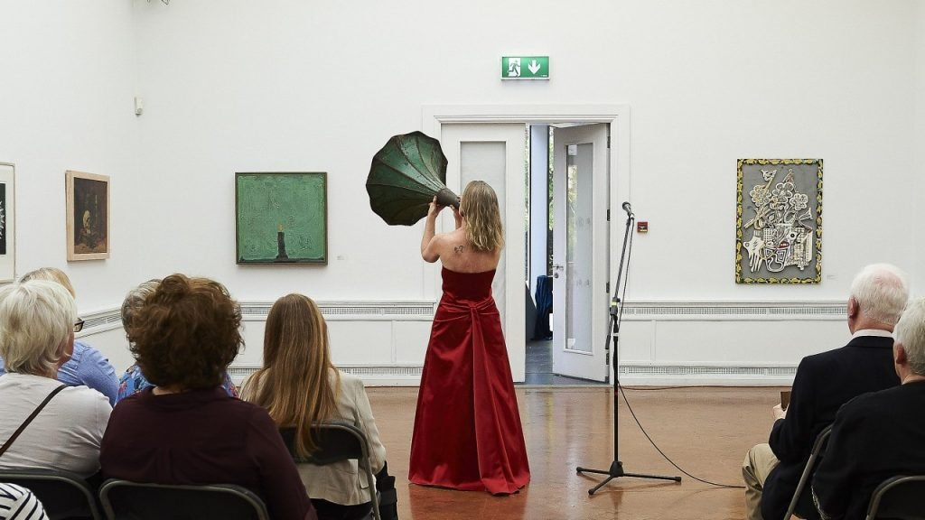Image from our 2017 event in Limerick City Gallery of Art